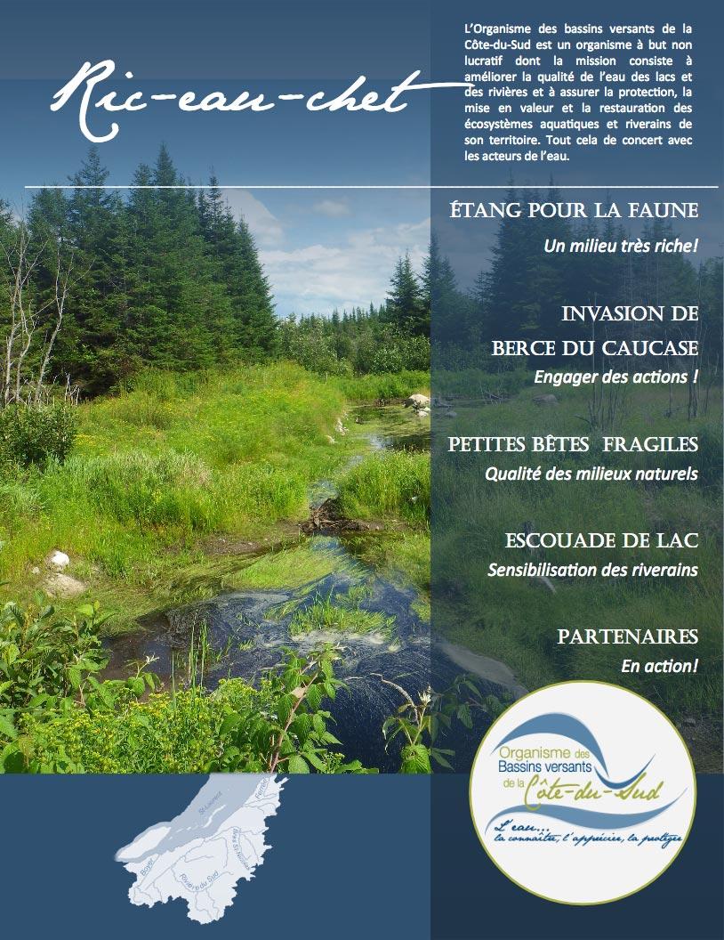 Bulletin Ric-eau-chet