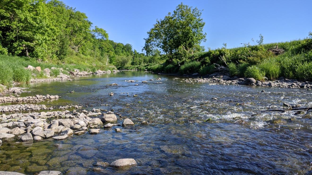Rivière Boyer - St-Michel-de-Bellechasse